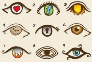 глаза-тест