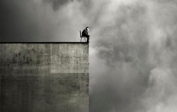man-depression-broken