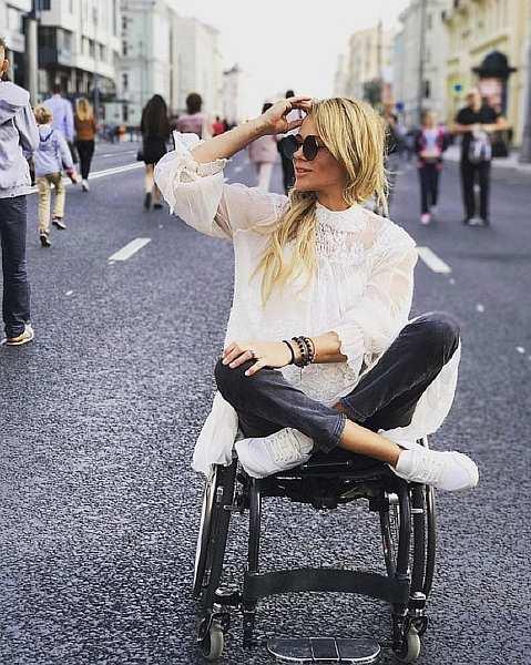 Мисс мира в инвалидном кресле. История сильной девушки