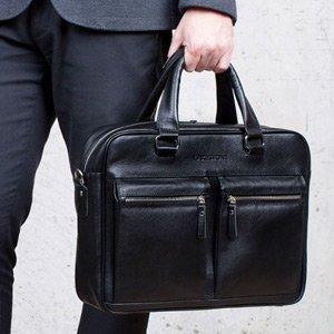 Как выбрать качественную мужскую сумку из натуральной кожи
