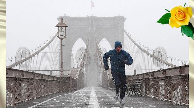 Фотографии зимы 2017 - 2018 годов обошли весь мир