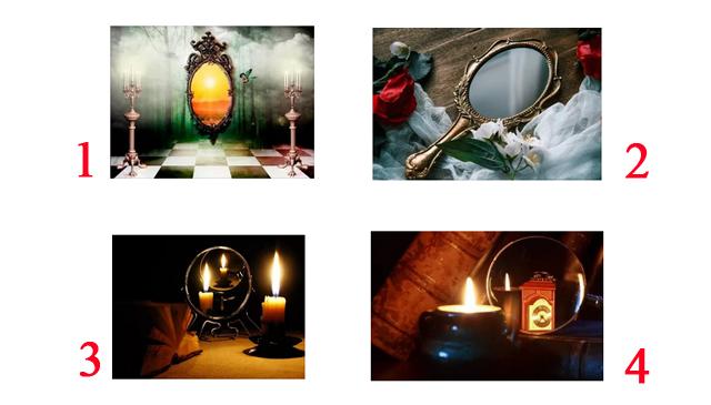 Выбранное магическое зеркало даст совет о вашем главном жизненном пути