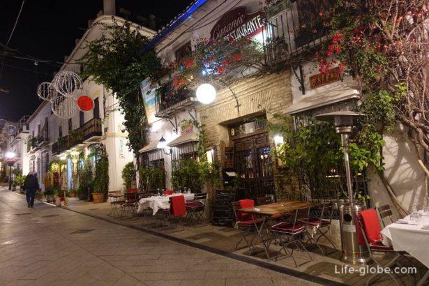 Обязательно посетите жемчужину Испании — город Марбелья