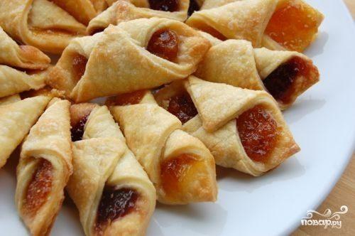 Печенье с повидлом «Минутка»