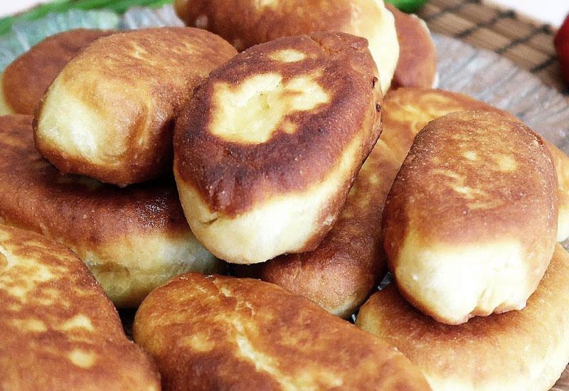 Вкусные пирожки на кефире: Пышные и сытные