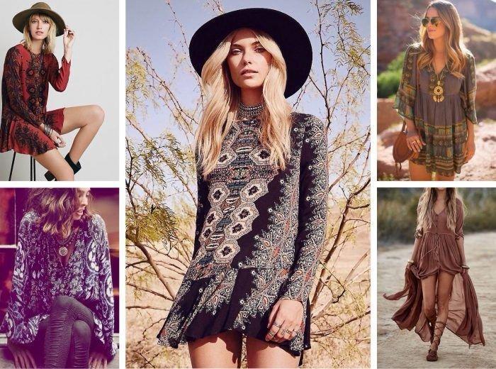 Бохо стиль: выкройки летних платьев - МНОГО МОДЕЛЕЙ ДЛЯ ВАС!!! +ВИДЕО!!!