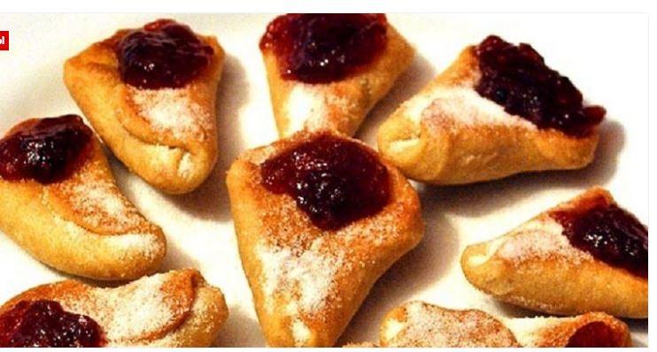 Печенье на сметане «Колокольчики»: продукты есть в каждом доме!