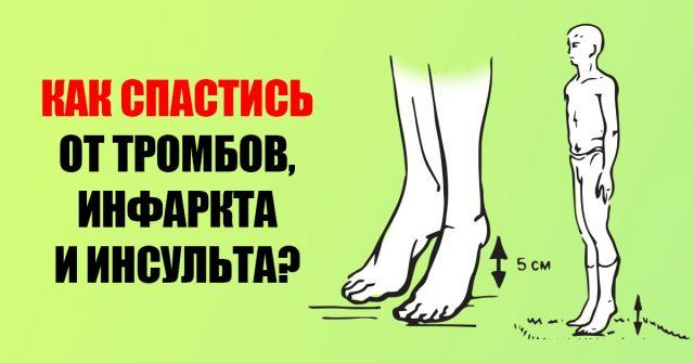 Гениальный рецепт из СССР! Улучшение кровообращения, укрепление сосудов и сердца