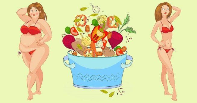 9 продуктов, которые буквально съедают твой жир! Минус 4 кг в мес., но без намека на голод!