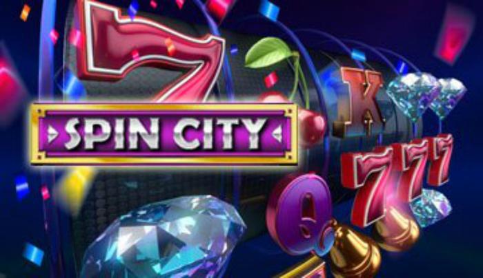 Спин Сити игровые автоматы - идеальное развлечение для азартных игроков