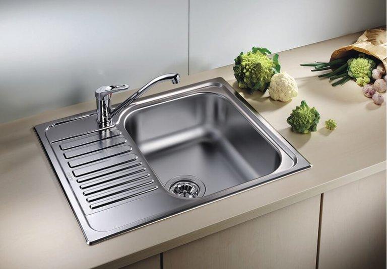 Мойка для кухни: функциональность и практичность